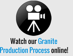 Watch our Granite production process online from our quarry now!!